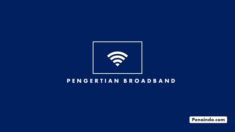 pengertian broadband